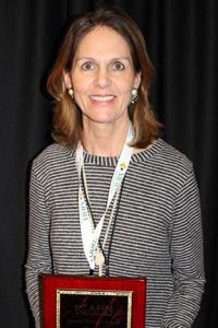 "Julie Casper receives ICAHN's ""Special Partner Award"" for service"