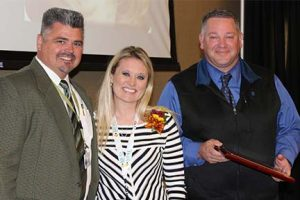 "Tanna McCullough honored as ""4 Under 40"" Hospital Leader"