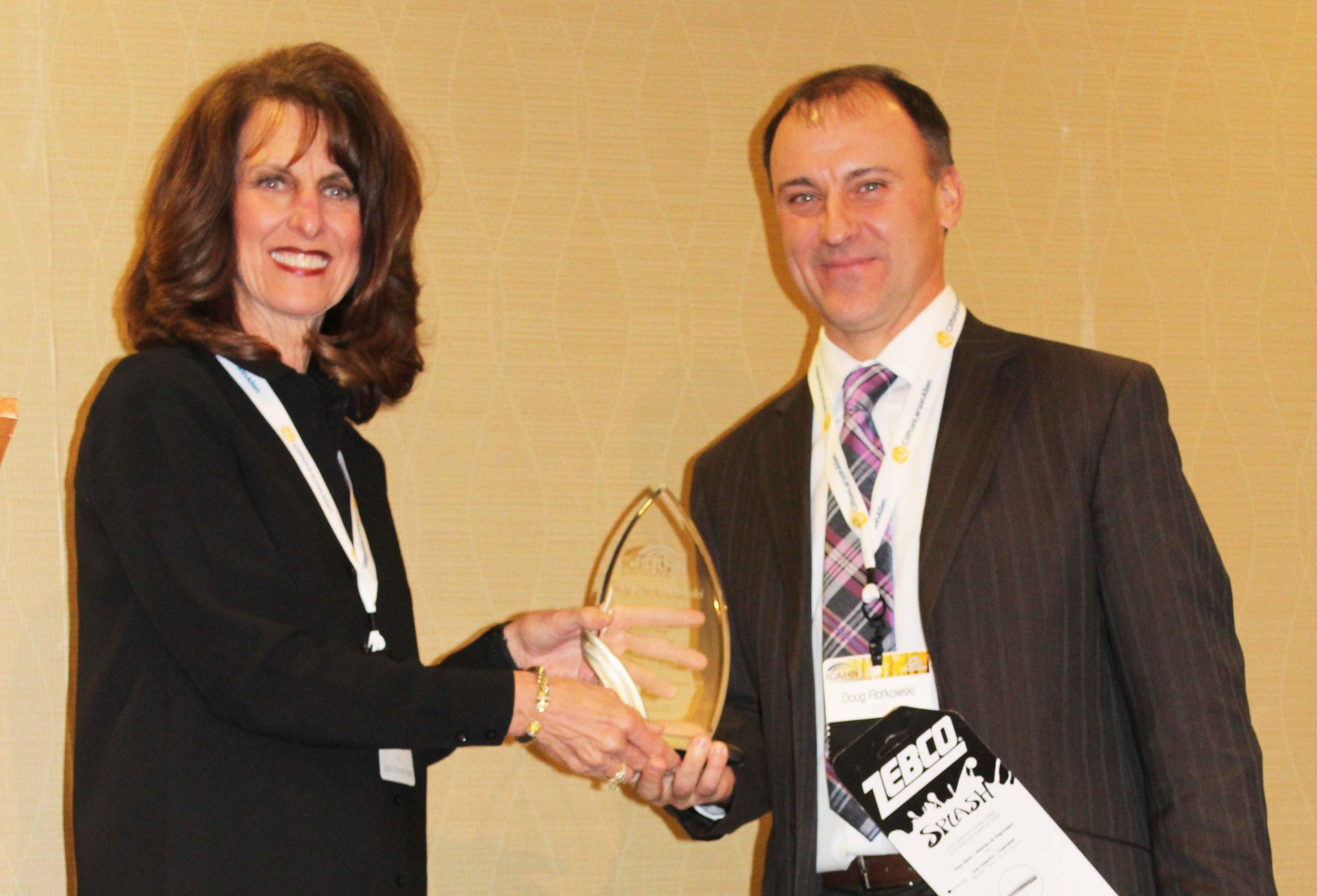 ICAHN President's Award