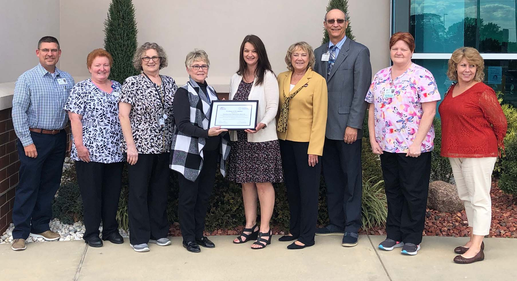 Group receives National Rural Health Resource Center award